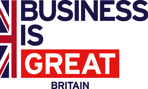 Business is GREAT logo