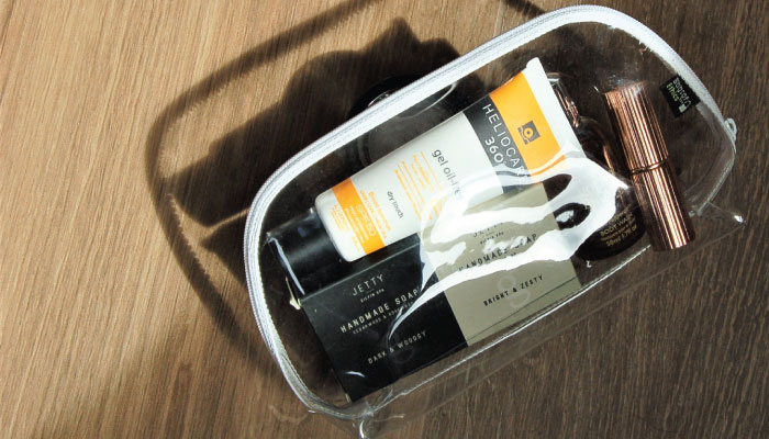 beauty event bags